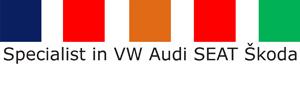 Specialist in VW, Audi, Seat, Skoda